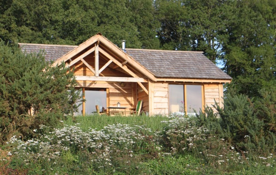 Cabane du Country Lodge