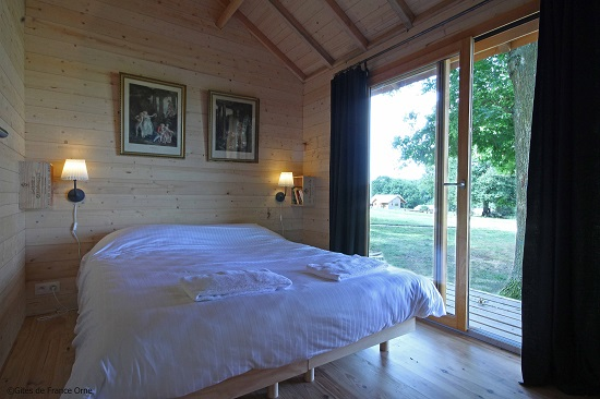 Cabane du Country Lodge
