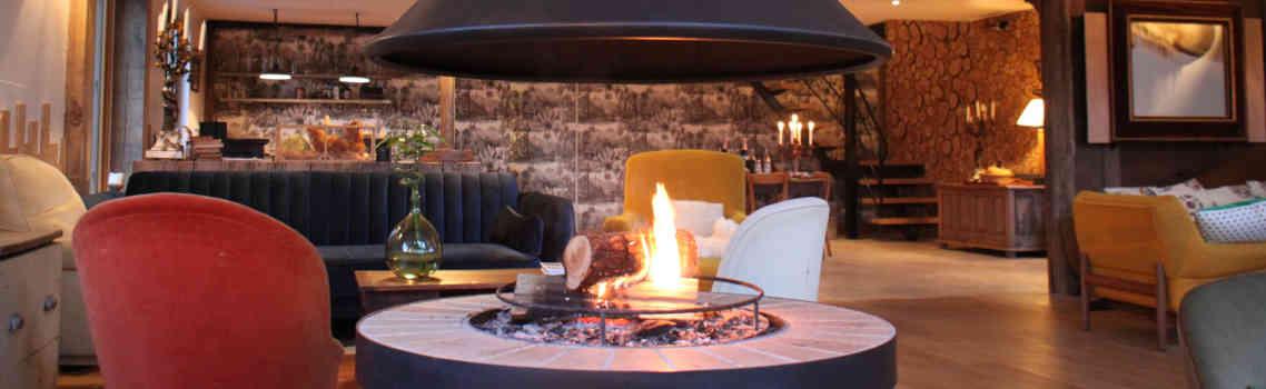 Le lounge du Country Lodge