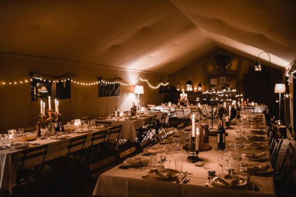 Événement privé au Country Lodge