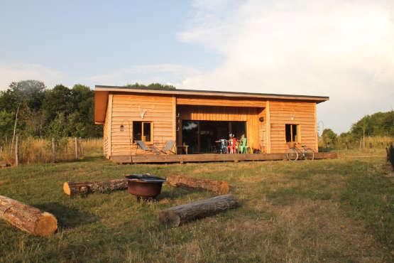 Cabane 8 personnes du Country Lodge